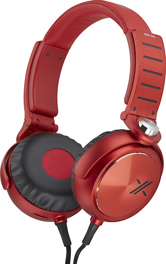 Sony MDR-X05 Headphones - red