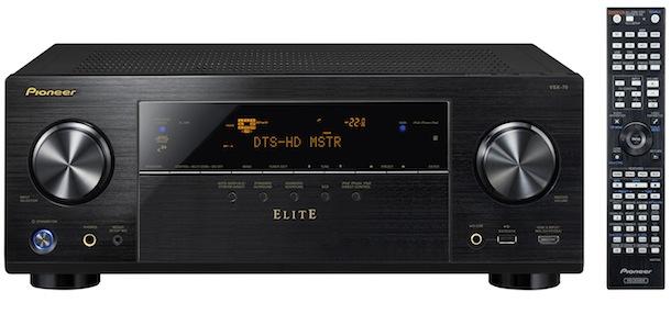 Pioneer Elite VSX-70 A/V Receiver