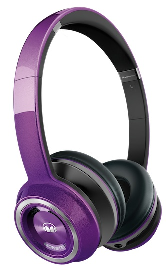Sound Machine by Monster On-Ear Headphones