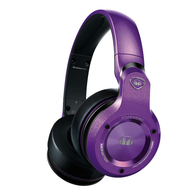 Sound Machine by Monster Over-Ear Headphones