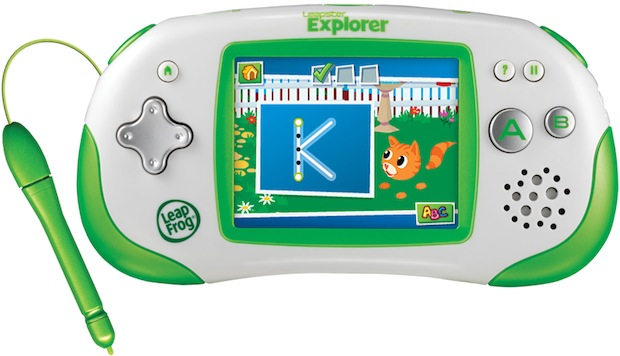 LEAPFROG ENTERPRISES, INC. LEAPSTER EXPLORER