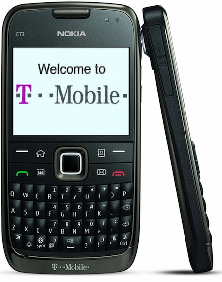NOKIA E73 MODE SMARTPHONE FROM T-MOBILE HELPS CUSTOMERS BALANCE WORK & LIFE