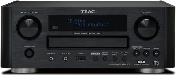 Teac Cr H500dnt Micro Receiver Cd Dab Internet Radio