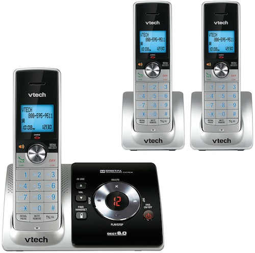 VTECH COMMUNICATIONS CORDLESS PHONES