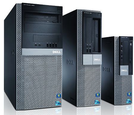 OptiPlex 980 Desktop Family