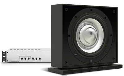 10 Inch Ultra Thin Subwoofer Delivers Theater Grade Performance In Compact 4 5 Deep Enclosure Leon Speakers