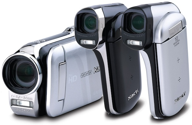 SANYO NORTH AMERICA NEW DUAL CAMERAS