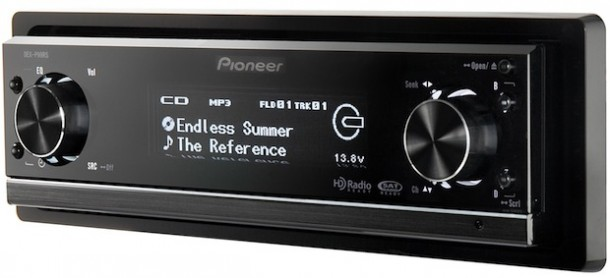 Pioneer Dex P99rs Stage 4 Head Unit And Reference System
