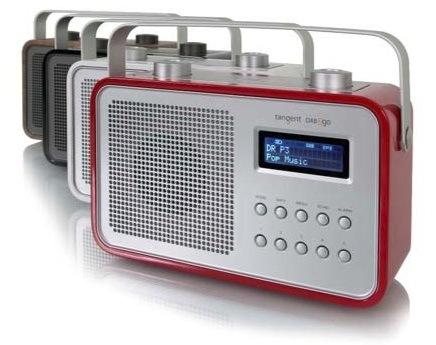 tangent dab 2go portable dab fm table radio. Black Bedroom Furniture Sets. Home Design Ideas