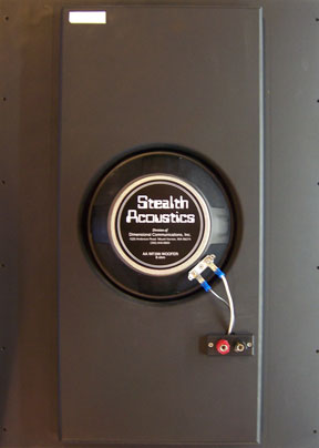 Stealth Acoustics B22 Invisible Subwoofer Ecoustics Com