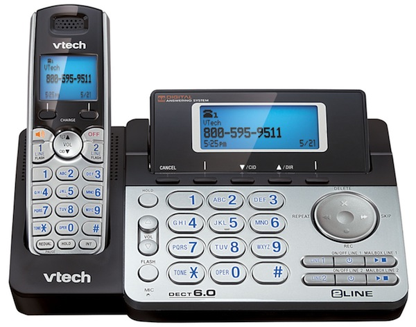 VTECH COMMUNICATIONS THE NEW DS6151