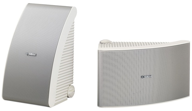 Yamaha Ns Aw All Weather Indoor Outdoor Speakers Review