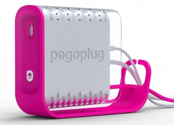 pogoplug multimedia sharing device. Black Bedroom Furniture Sets. Home Design Ideas