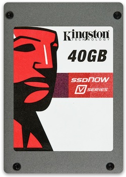 KINGSTON NEW 40GB SSD