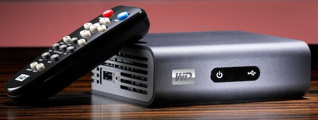 WESTERN DIGITAL TECHNOLOGIES WD TV(TM)