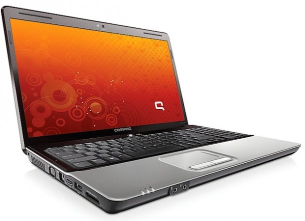 HP Compaq Presario CQ61z Notebook PC - ecoustics.com