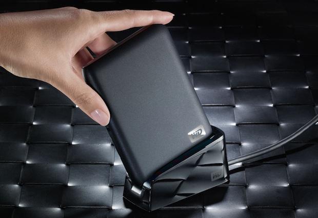 WESTERN DIGITAL TECHNOLOGIES MY PASSPORT(TM) ELITE(TM)