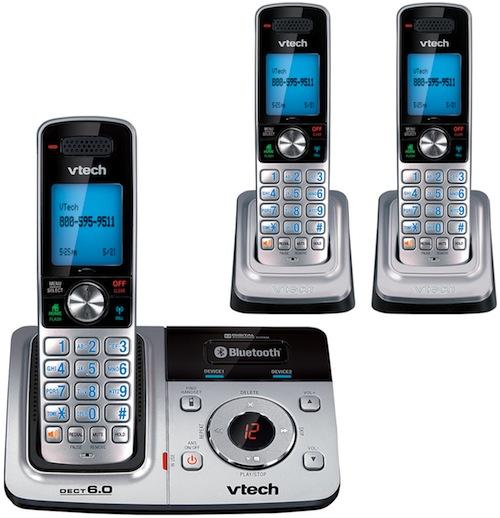 VTECH COMMUNICATIONS DS6321-3