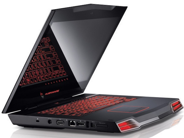 Alienware M15x notebook