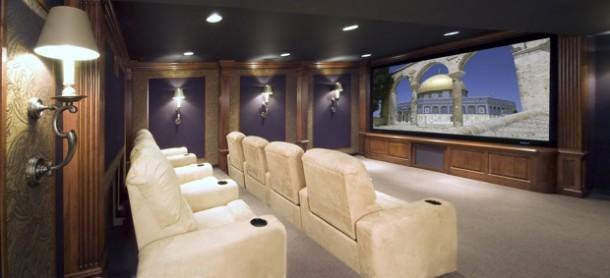 Genelec Custom Installation Home Theater Systems - ecoustics.com