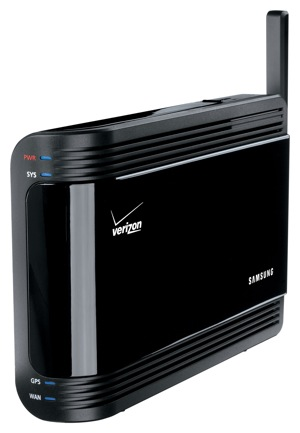 VERIZON WIRELESS NETWORK EXTENDER