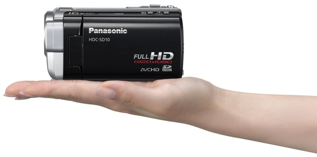 PANASONIC HIGH DEFINITION CAMCORDERS