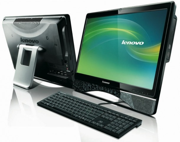 lenovo ideacentre c300 all in one desktop pc. Black Bedroom Furniture Sets. Home Design Ideas