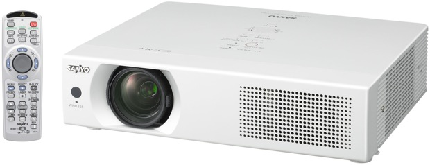 SANYO HD WIRELESS PROJECTOR