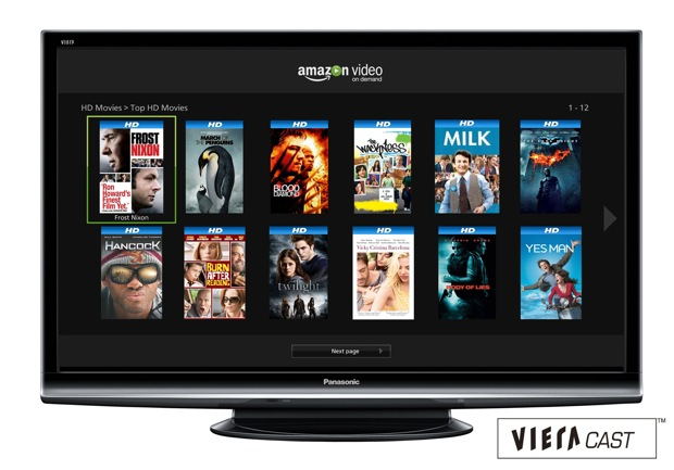 PANASONIC VIERA CAST