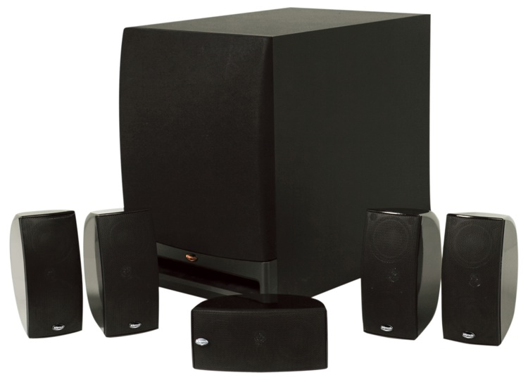 klipsch hd theater 1000 500 and 300 speaker systems. Black Bedroom Furniture Sets. Home Design Ideas