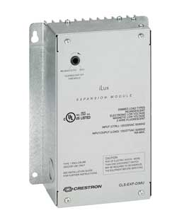 crestron green light dimmer module now shipping