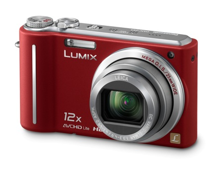 PANASONIC LUMIX ZS-SERIES