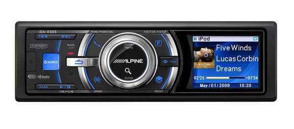 on Alpine Car Stereo Ipod