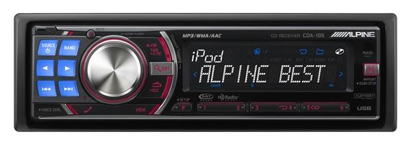 stereo headphone wiring diagram alpine cda 105 and cde 102 head units ecoustics com  alpine cda 105 and cde 102 head units ecoustics com