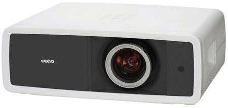 SANYO 1080P HOME THEATER PROJECTOR