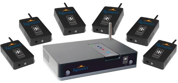 Radiient Thx Roomcaster Wireless 5 1 Surround Sound