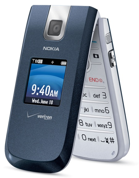 VERIZON WIRELESS NOKIA 2605 MIRAGE