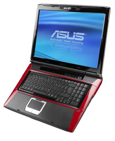 NVIDIA ASUS G71