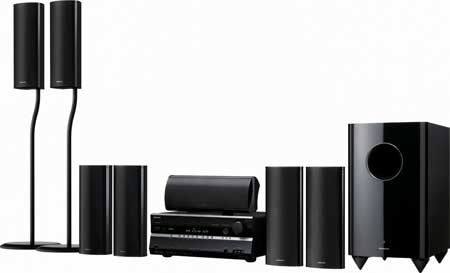 Onkyo ht-s7100 7. 1-channel home theater system (black) ht-s7100.