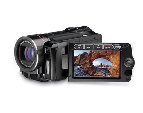 canon vixia hv30 hf10 and hf100 hd camcorders announced ecoustics com rh ecoustics com Canon VIXIA HF G20 Canon VIXIA HF G20