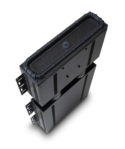 velodyne sciw inwall subwoofer redefines inwall bass performance and
