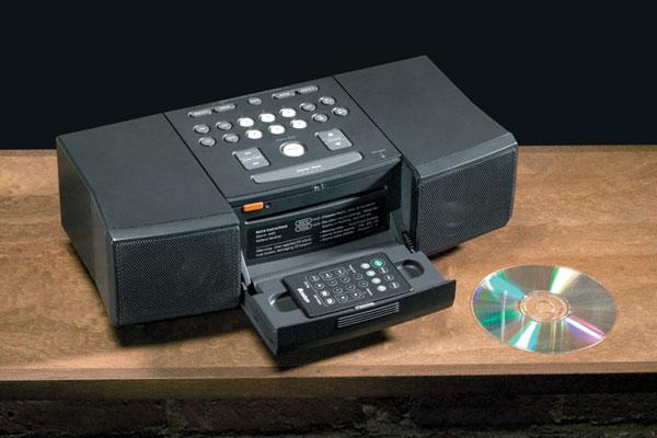 Boston Acoustics Microsystem Cd Fm Am Tabletop Family