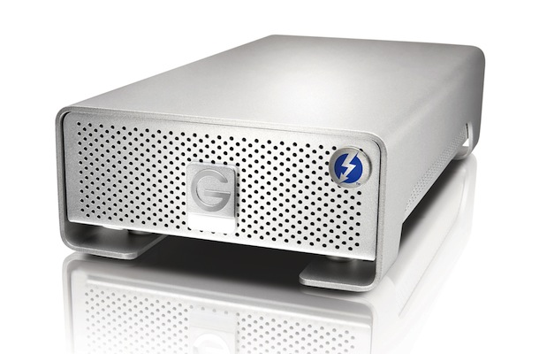 G-DRIVE PRO with Thunderbolt External Hard Drive