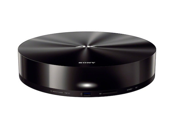Sony FMP-X1 4K Media Player