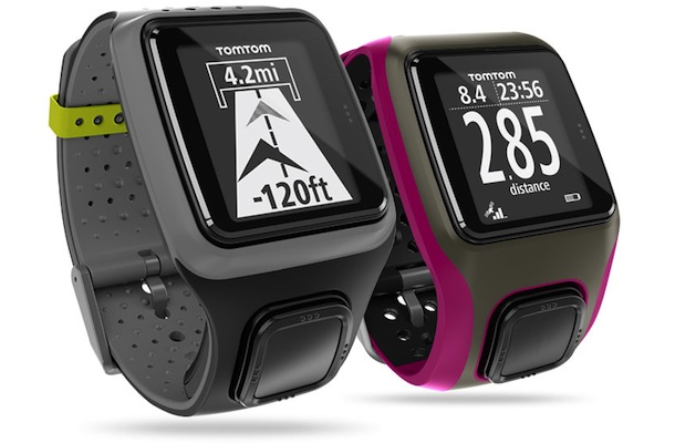 TomTom Runner and Multi-Sport GPS Watches
