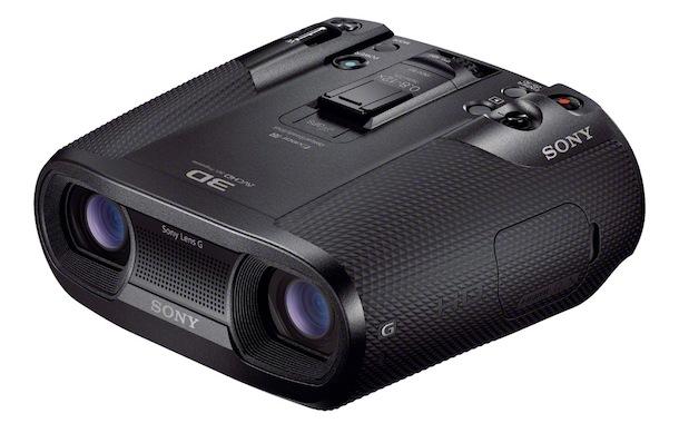 Sony DEV-50V Digital Recordable Binoculars - front