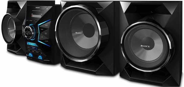 Sony Rdh Gtk37ip And Lbt Gpx55 Gpx77 Mini Systems