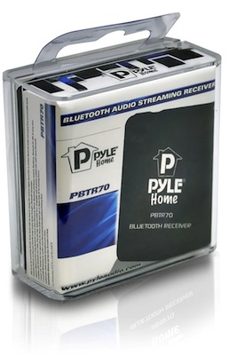 Pyle Audio BlueReach PBTR70 Packaging
