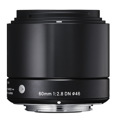 Sigma 60mm F2.8 DN Art Lens