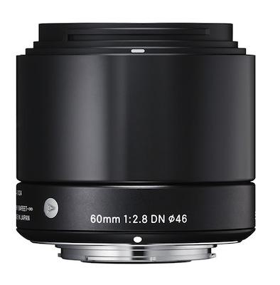 Sigma 60mm F2.8 DN Art Lens